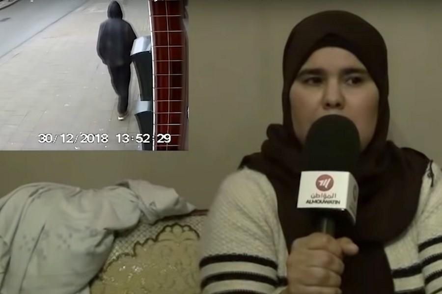 بالفيديو.. مغربية تحكي تفاصيل تعرضها لاعتداء عنصري بقنينة في بلجيكا