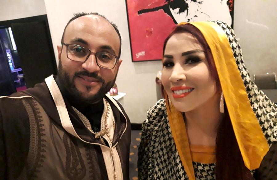 الفنانة المغاربة 'كاعيين' على الغرام.. شرف تصور كليب 'يلعن أبو الحب' في ألمانيا