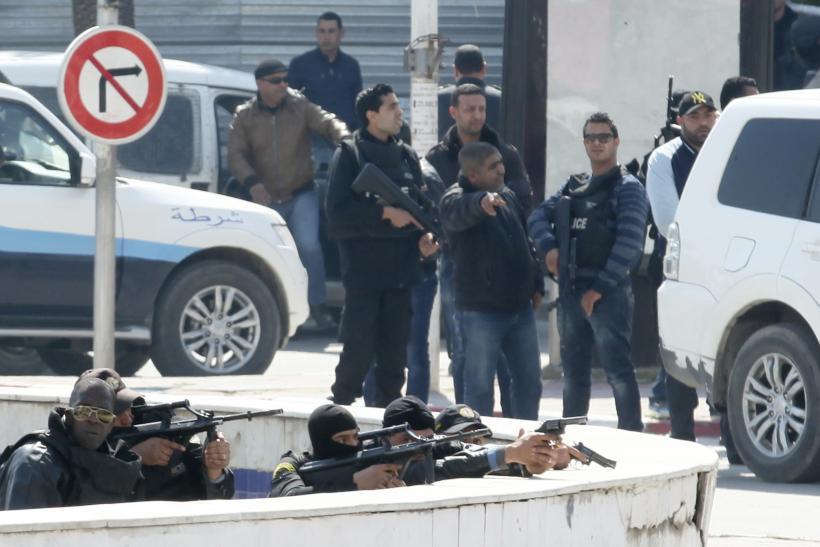 الإرهاب يضرب تونس: بالفيديو، إرهابيّان يفجران نفسيهما في مداهمة أمنية