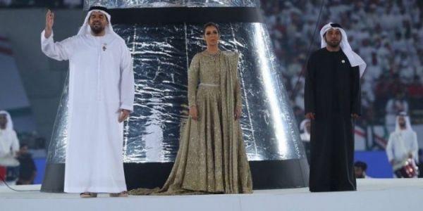 بعد فضيحة فساد مع 32 فتاة بمراكش.. هكذا ظهر الإماراتي المنهالي أخيرا بحفل
