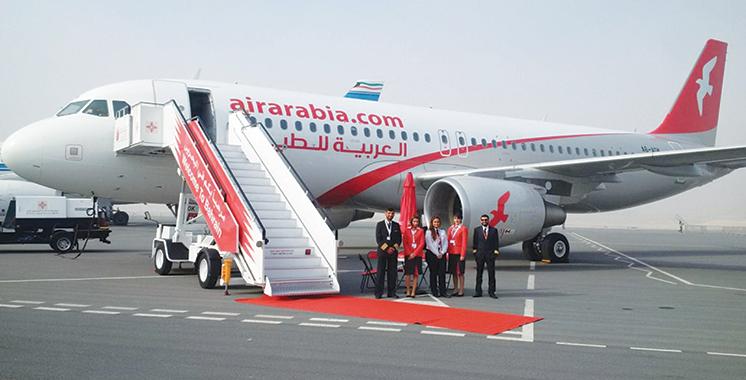 العربية للطيران المغرب تطلق خطا موسميا بين طنجة وإسطنبول