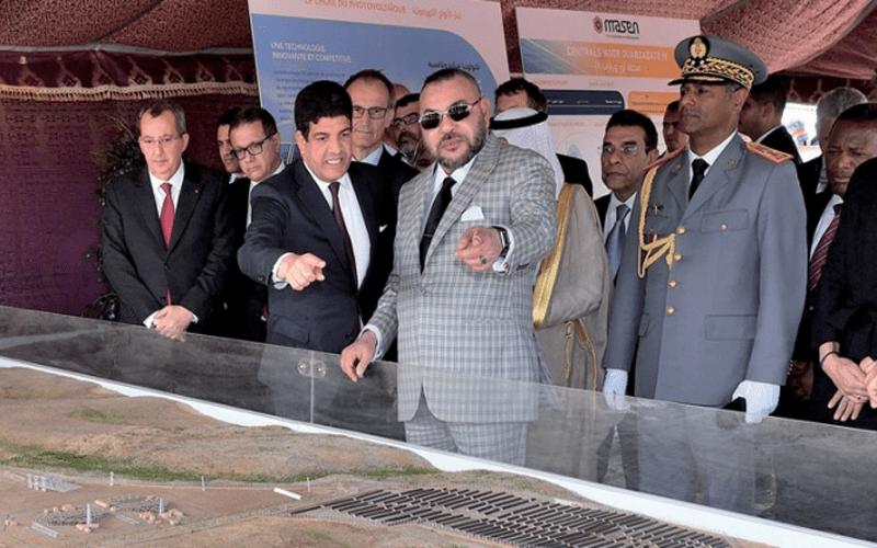 """بِكُلفة 7,57 مليار درهم.. إسناد مشروع """"نور ميدلت1"""" لمجموعة إماراتية مغربية"""