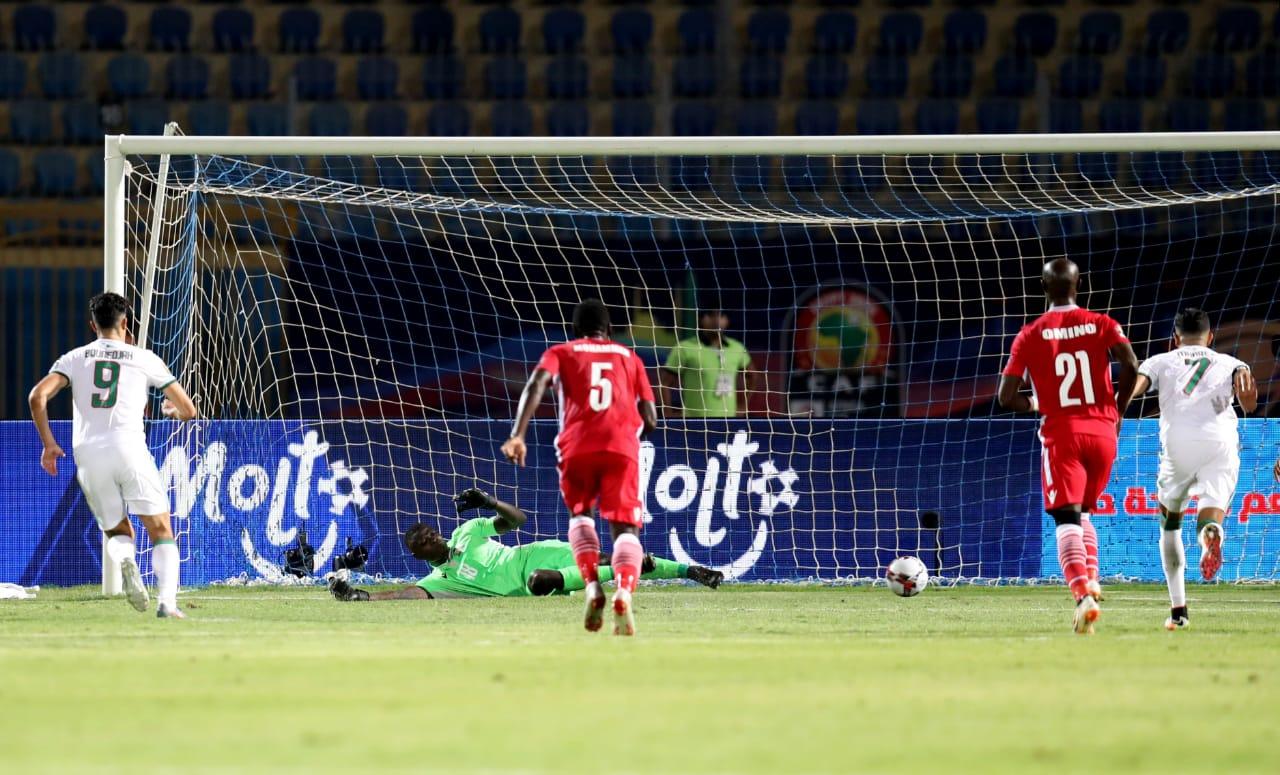 بعد أسود الأطلس. منتخب الجزائر يحرز فوزه الأول على كينيا