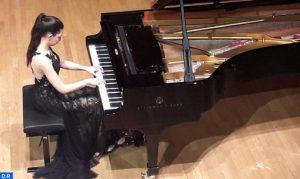 المغربية نور عيادي.. أول امرأة تفوز بجائزة كورتو الكبرى للعزف على البيانو
