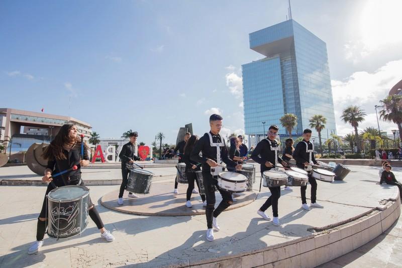 موازين. شوارع الرباط تهتز على إيقاعات ساحرة ورقصات شبابية (صور)