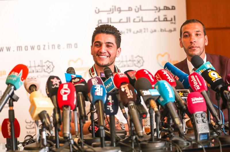 محمد عساف يُعيد إحياء روائع عبد الحليم وهذه رسالته لدنيا بطمة