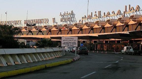 هكذا أنهى لقاء حاسم إضراب عمال الأمتعة بمطار محمد الخامس