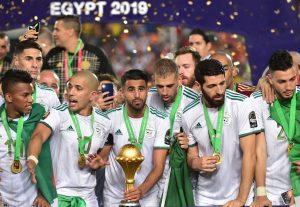 الجزائر تعد 'استقبالا رسميا وشعبيا' لمحاربي الصحراء العائد بالكأس