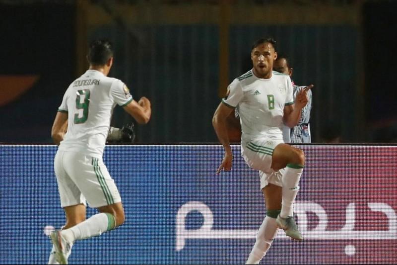 كان مصر.. الجزائر توقف مغامرة الكوت ديفوار ب'الترجيح' وتبلغ نصف النهائي