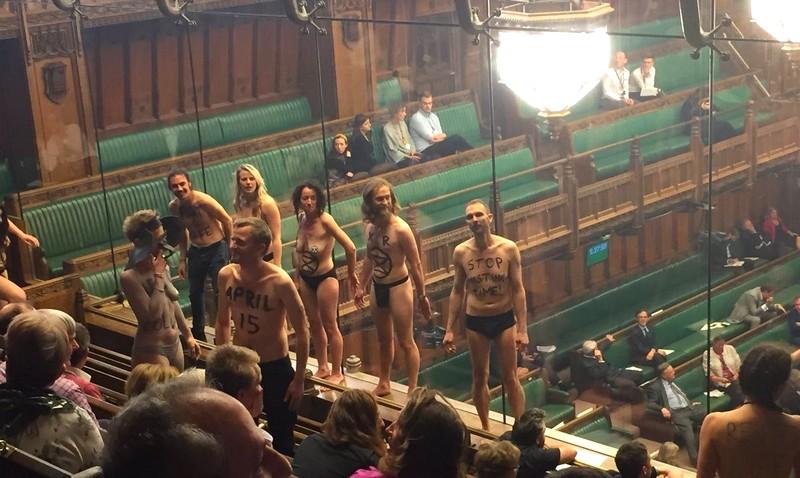 تقرير رسمي: التحرش الجنسي والتنمر ظاهرة مسكوت عنها بالبرلمان البريطاني