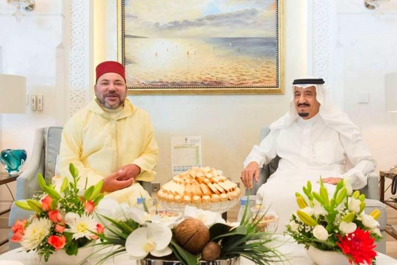 الملك للعاهل سلمان: علاقات المغرب والسعودية قائمة على التضامن الفاعل، وحريصون على تقويتها