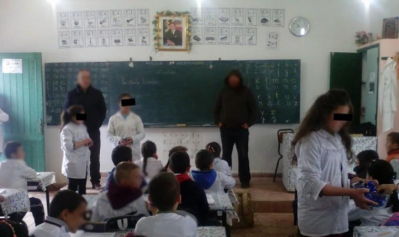 فاس. القضاء يتابع مُعلماً يتحسس أجساد تلميذاته داخل قسم المدرسة