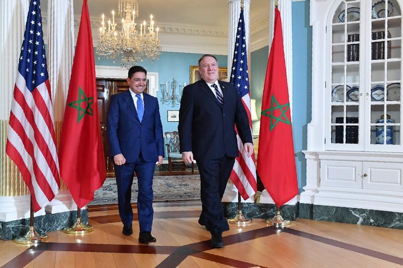 الرباط توقع اتفاقا مع واشنطن لتعزيز الامتيازات والحصانات الدبلوماسية