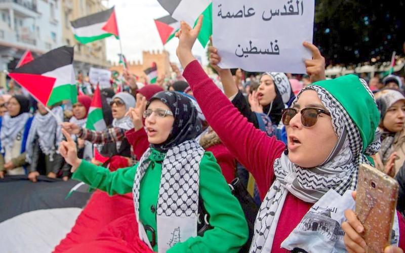 'الأحرار' يطالب بجلسة مشتركة طارئة في البرلمان خاصة بالقضية الفلسطينية