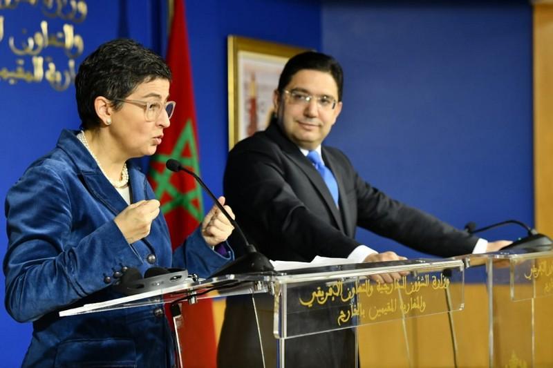 وزيرة خارجية إسبانيا: موقفنا من قضية الصحراء لن يتغير لأنه سياسة دولة
