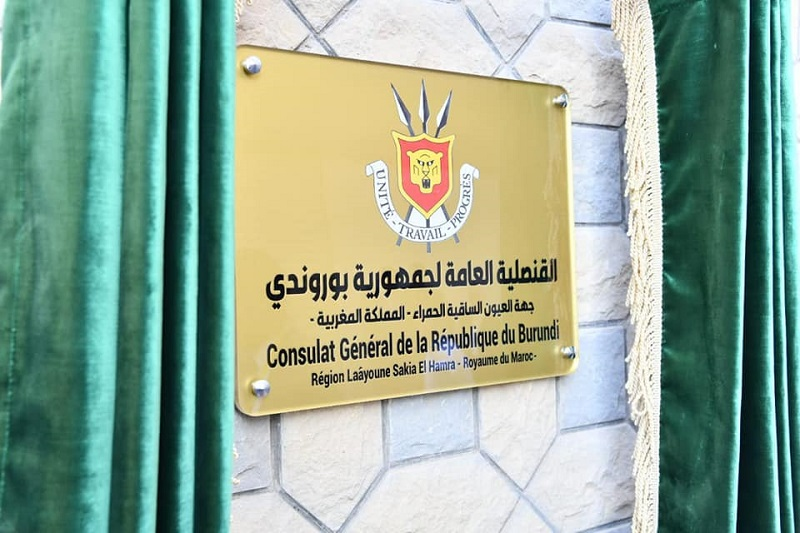 الدبلوماسية المغربية تتحرك.. سادس دولة تفتح قنصلية عامة لها بالعيون