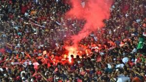 عاجل. فيروس 'كورونا' يُفرغ ملاعب الكرة المغربية من الجمهور