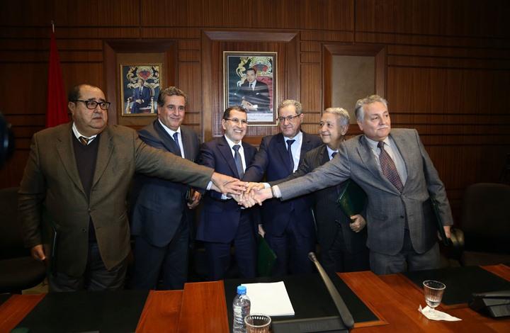 (بلاغ مشترك). الأحزاب المغربية تدين استقبال اسبانيا لزعيم مليشيات البوليساريو