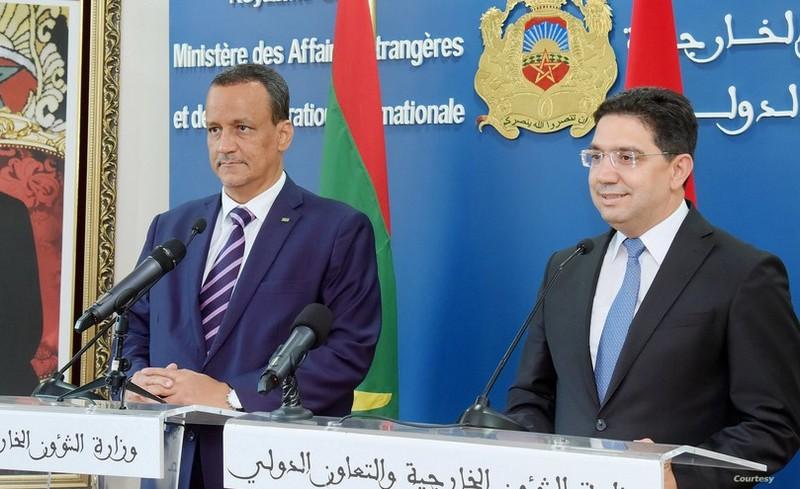 بوريطة: علاقتنا أقوى اليوم مع موريتانيا.. ولا فرصة لمن يصطاد في المياه العكرة