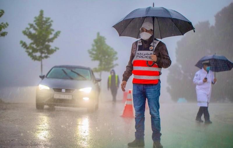 نشرة خاصة | أمطار رعدية اليوم الأربعاء بعدد من عمالات وأقاليم المملكة