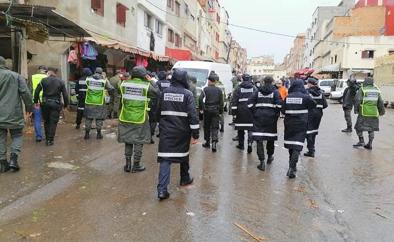 وزارة الداخلية تقرر إغلاق مدينة طنجة بالكامل بعد انتشار فيروس كورونا