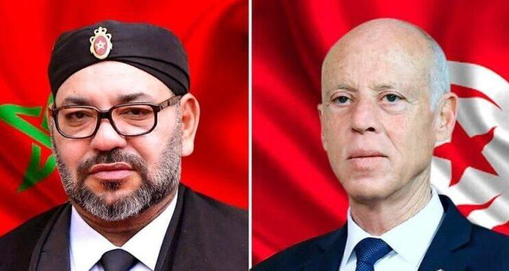 الرئاسة التونسية: تقديرنا الكبير للمغرب الشقيق قيادة وشعبا على تضامنه مع التوانسة