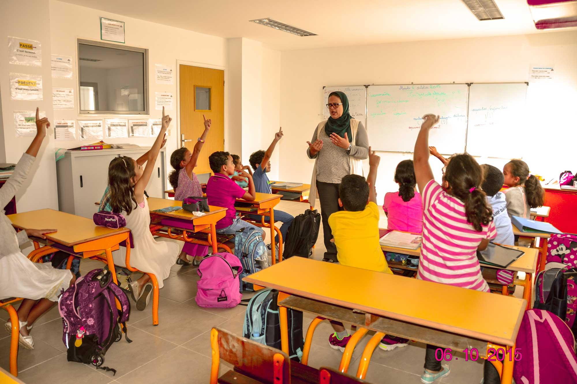 وزارة التعليم: استمارة اختيار التعليم الحضوري لا تقتضي تصحيح الامضاء والمصادقة عليها