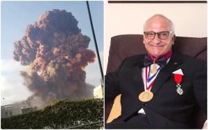 الخبير المغربي اليزمي يفكك انفجار بيروت: 'نترات الأمونيوم' مادة متفجرة خطيرة واستعمالاتها عسكرية