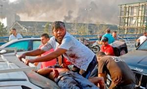 انفجار بيروت. سفارة المغرب بلبنان: لا قتلى أو جرحى في صفوف المغاربة إلى حد الساعة