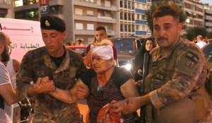 مصدر من سفارة المغرب بلبنان: إصابة مغربية في انفجار بيروت، وعلاجها مستمر بالمستشفى