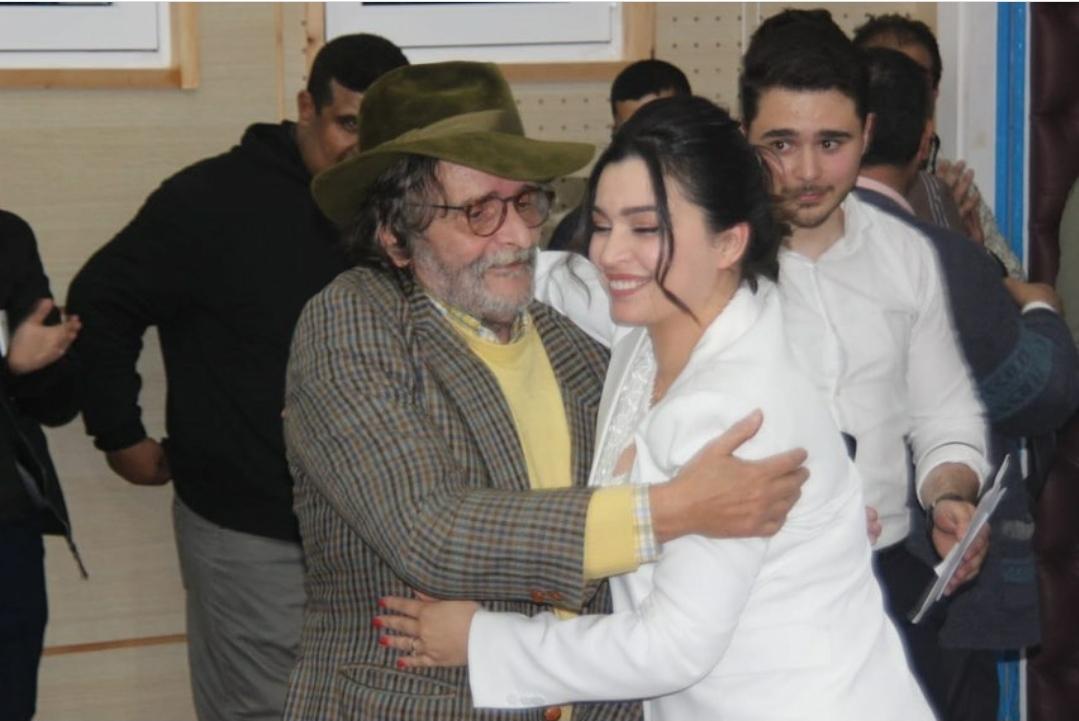 المخرج محمد إسماعيل في وضع صحي مقلق
