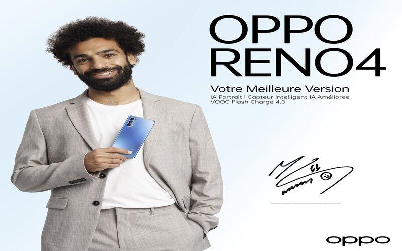 OPPO تطلق الهاتف الذكي Reno4 بميزة التفاعل عن بعد