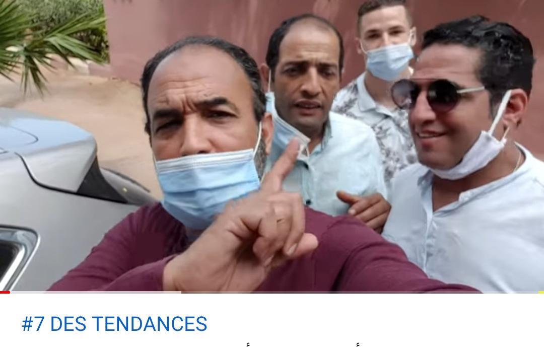 رشيد الوالي ينافس اليوتوبرز المغاربة بـVlog!!