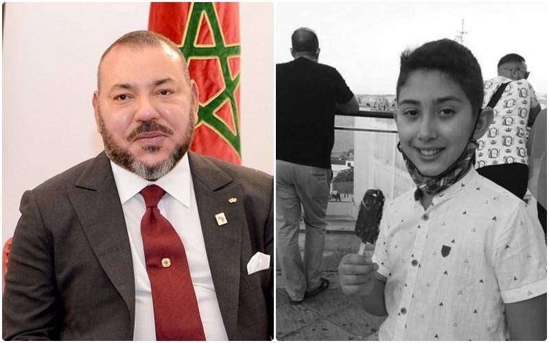 الملك يعلق على جريمة الطفل عدنان: أستنكر هذا الفعل الشنيع.. وأسأل الله أن يقبله من الشهداء