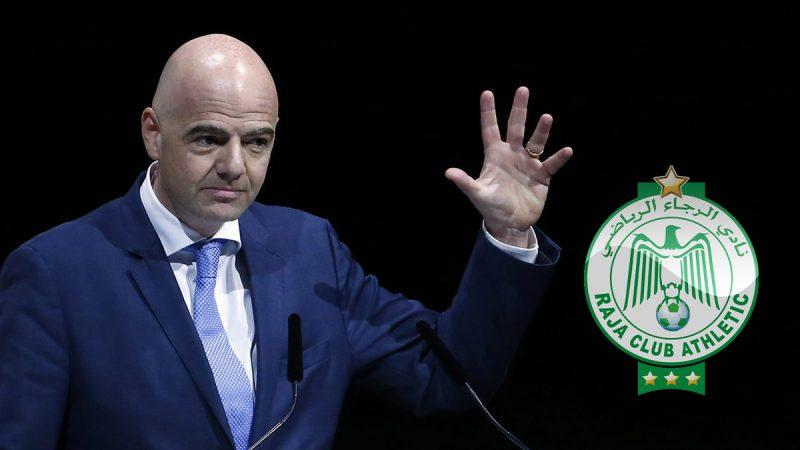 مصدر خاص لـ'القناة': رئيس الـFIFA يراسل الجامعة الملكية بسبب البطولة والرجاء