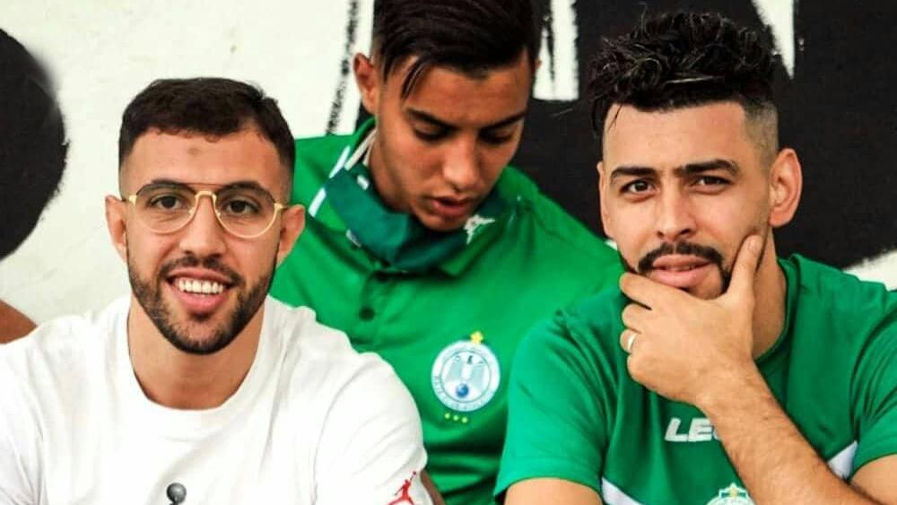 """نادي الرجاء يسترجع عافيته.. """"الأخضر"""" يعلن تعافي لاعبين جديدين اليوم السبت"""