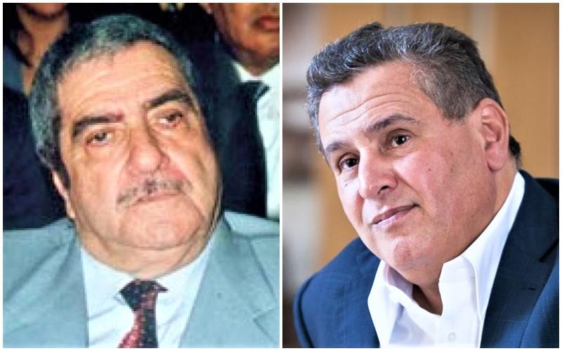 أخنوش ينعي الفقيد أفيلال: المغرب فقد مجاهداً وطنياً وسياسياً فذا ونقابيا صادقا