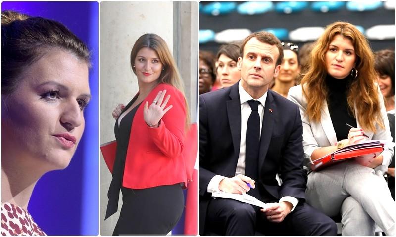 مارلين شيابا.. الوزيرة 'الحسناء' الشابة التي عينها ماكرون لمواجهة التطرف في فرنسا