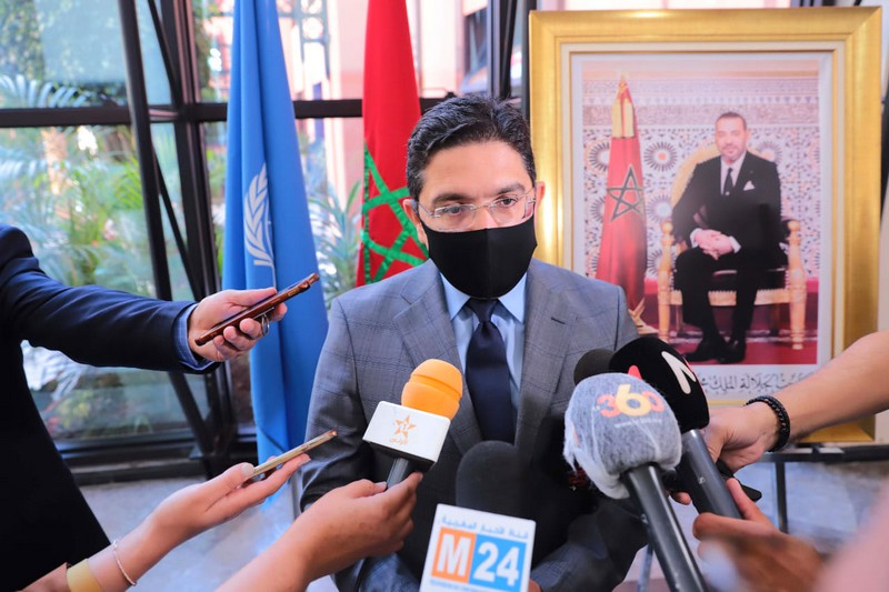 بوريطة: توافقات بوزنيقة حاسمة بين الليبيين.. والجلسات سادتها روح إيجابية
