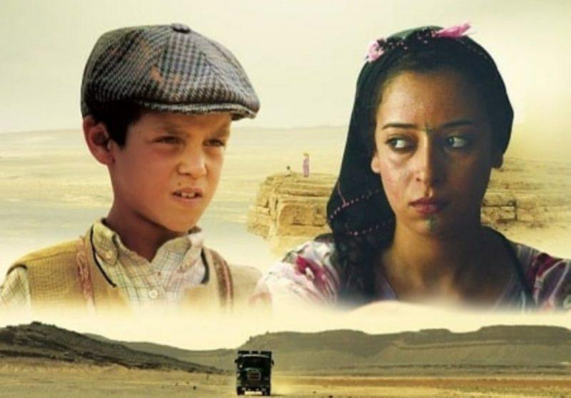 نسرين الراضي تتوج فترتها الذهبية بإطلالة في فيلم 'طريق الحجر'