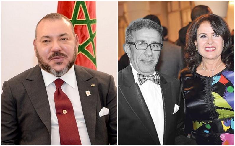 الملك لخديجة أسد: الراحل سعد الله ممثل كبير وأسدى خدمات جليلة للوطن والفن