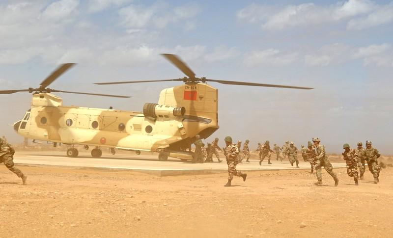 """مصدر عسكري يكذب إدعاءات """"بوليساريو"""": الأوضاع بالكركرات هادئة ولا خسائر في صفوف الجيش المغربي"""