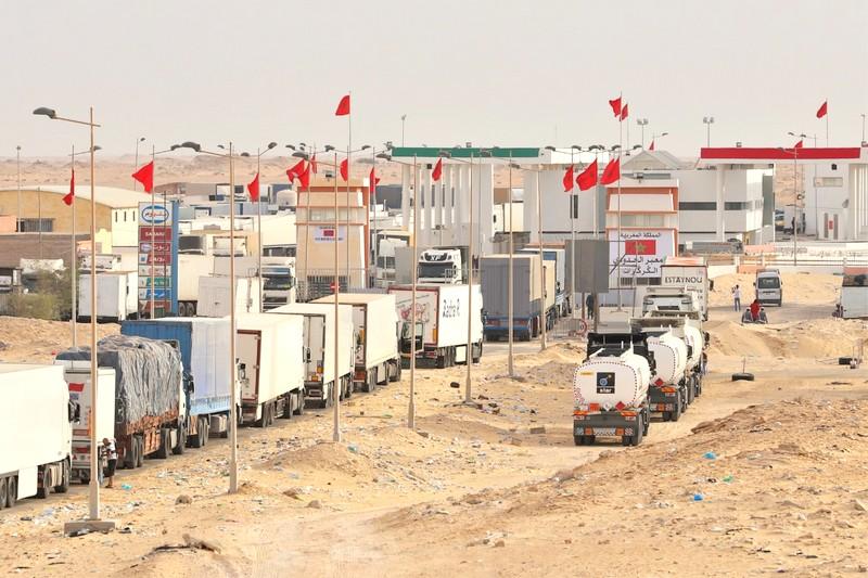قادة الأحزاب يجتمعون بالداخلة استعداداً لزيارة الكركرات. وأخنوش: قضية الصحراء كتجمع المغاربة كاملين