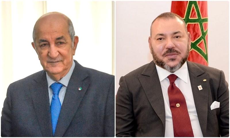 'العداوة ثابتة والصواب يكون'.. تبون يهنئ الملك: أصدق المتمنيات للشعب المغربي الشقيق