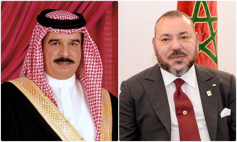 في رسالة لـ'حمد آل خليفة'. الملك يعلن الرفع من وتيرة العلاقات مع البحرين