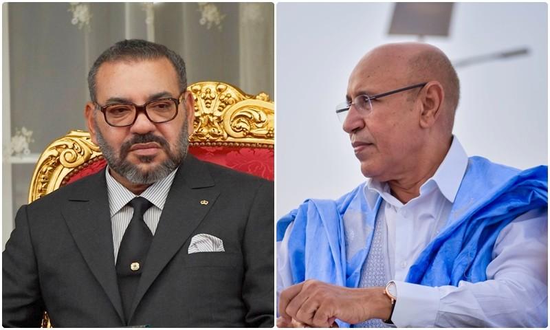 موريتانيا: الملك والغزواني لبّيا رسمياً دعوة بعضهما لزيارة الرباط ونواكشط.. والموعد سيحدد
