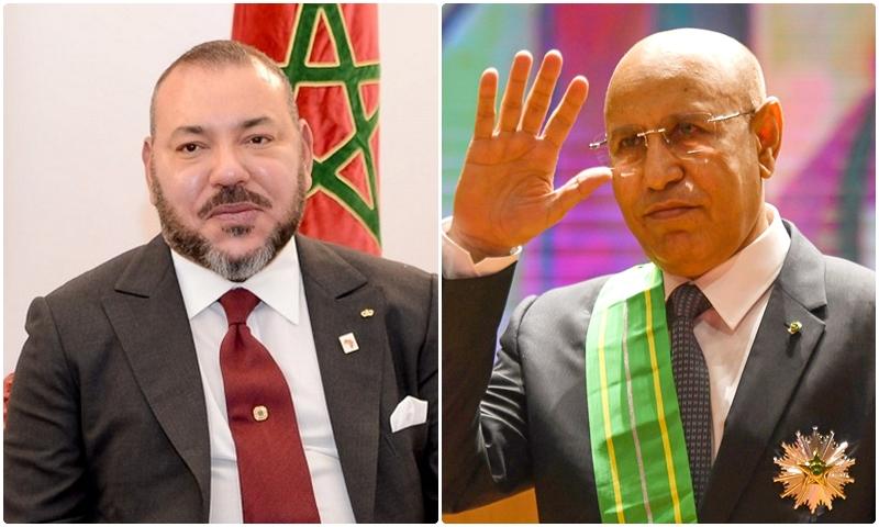 عاجل | الملك يتصل برئيس موريتانيا ويخبره باستعداده للقيام بزيارة تاريخية للجارة الجنوبية