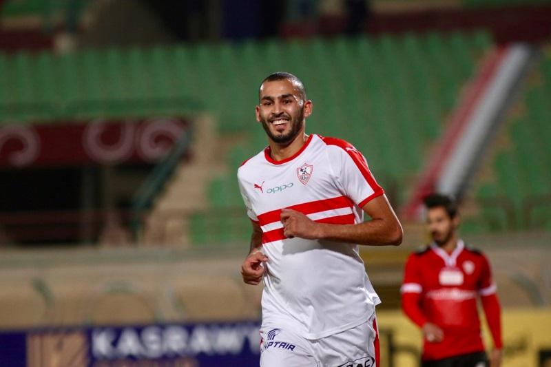 """الدولي المغربي بوطيب يلجأ إلى """"الفيفا"""" لمطالبة الزمالك بمستحقات عام ونصف"""
