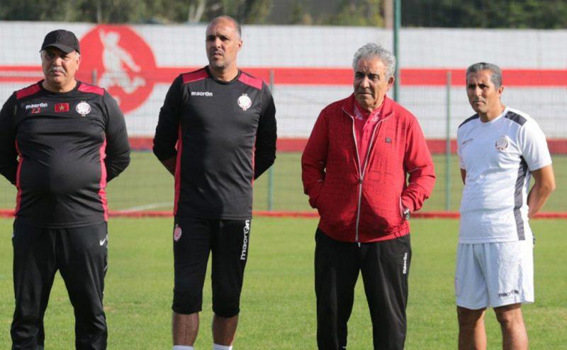 البنزرتي يفاجئ لاعبي الوداد بقرارات جديدة قبل مواجهة يوسفية برشيد