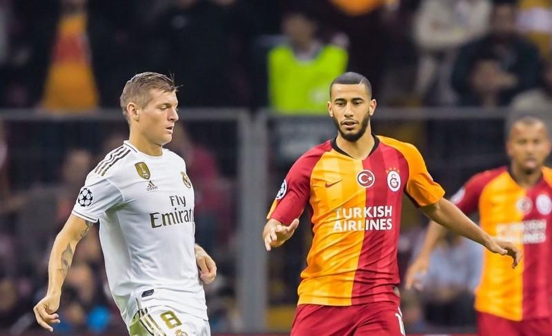 'غلطة' التركي يطرد بلهندة بسبب تصريحات 'مسّت بسمعة النادي'
